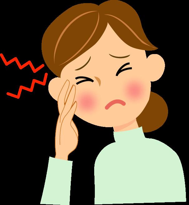 札幌頭痛整体治療院 谷井治療室 頭痛イラスト