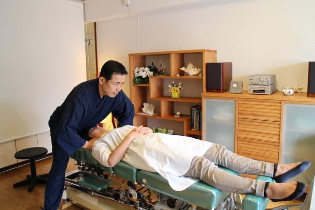 札幌整体腰痛・肩こり治療院 谷井治療室 アジャスト画像