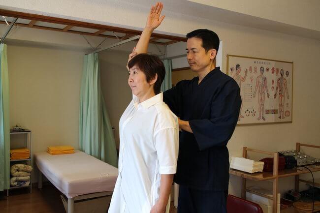 札幌整体腰痛・肩こり治療院 谷井治療室 検査画像