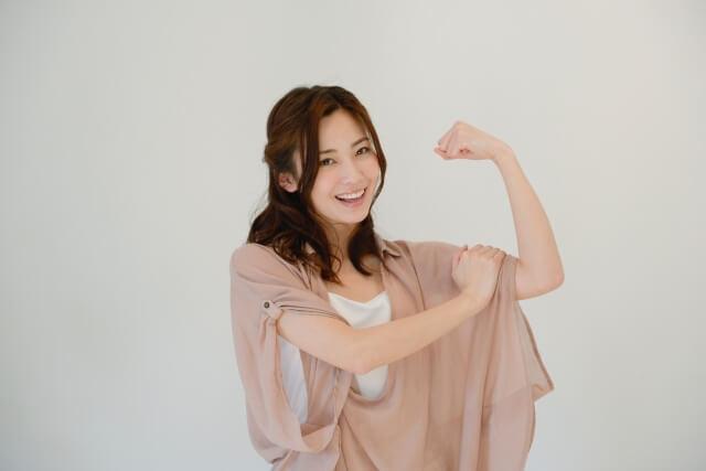 元気な女性 札幌整体治療院 谷井治療室
