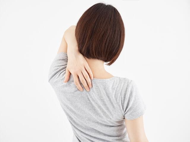 札幌頸椎椎間板ヘルニア整体イメージ